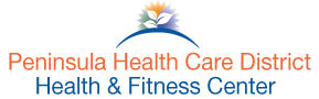 Peninsula Health & Fitness Center Logo