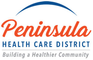 Peninsula Health Care District Logo